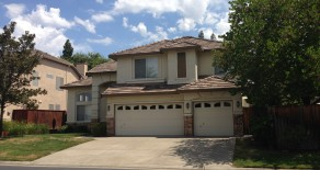 Mercedes Dr., Roseville, CA 95747 **RENTED**