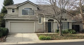 Cobble Ridge Dr., Folsom CA 95630 **RENTED**