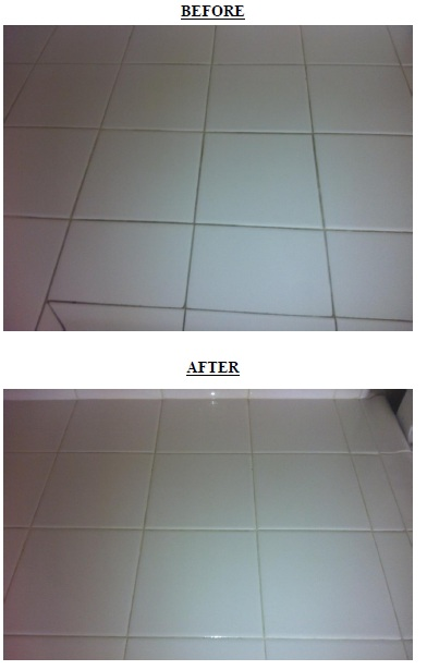 How To Clean White Kitchen Tile Grout